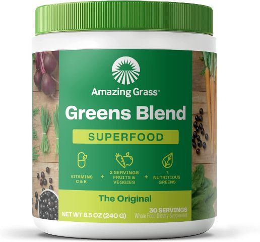 Greens Blend by Amazing Grass