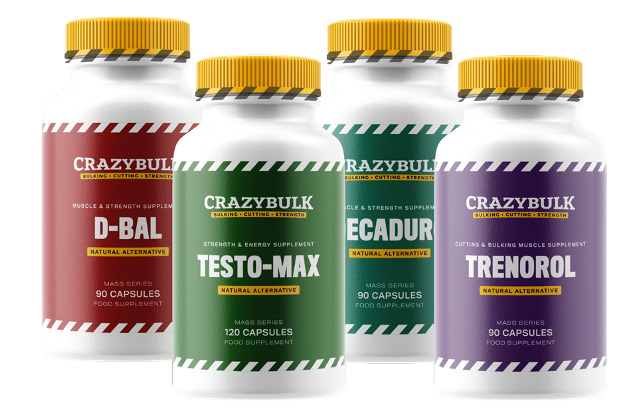 Legal Steroids For Muscle Building