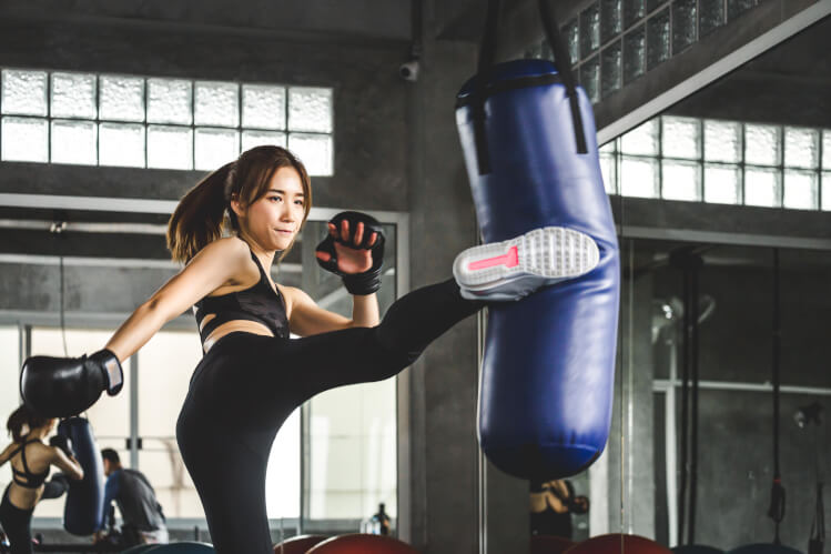 Kickboxing - Best Exercises To Lose Weight